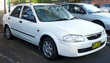 Mazda Protege III (BJ) 1998 - 2004 Sedan #6