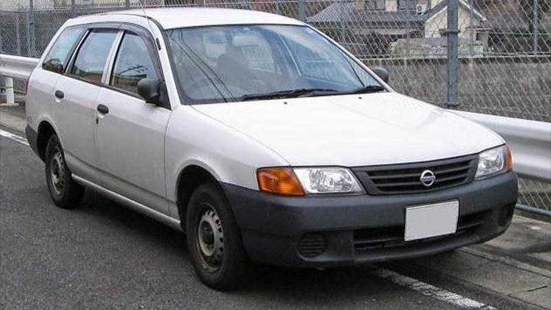 Nissan AD I 1990 - 1996 Station wagon 3 door #1