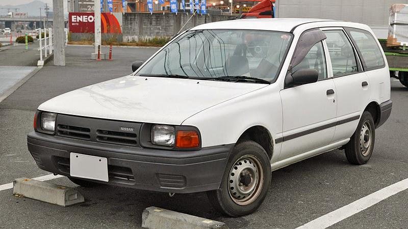 Nissan AD III 2006 - now Station wagon 5 door #8
