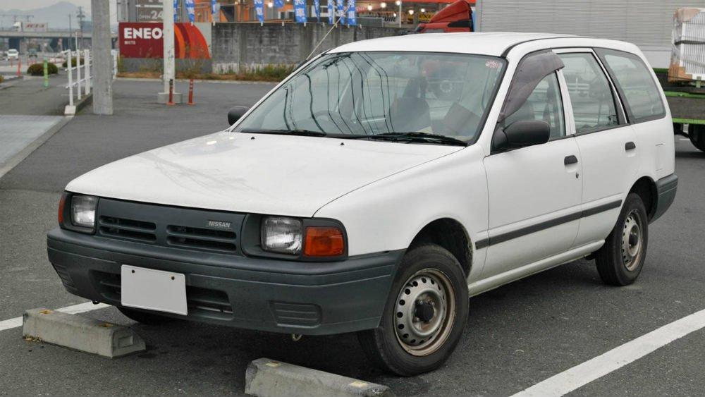 Nissan AD I 1990 - 1996 Station wagon 3 door #7