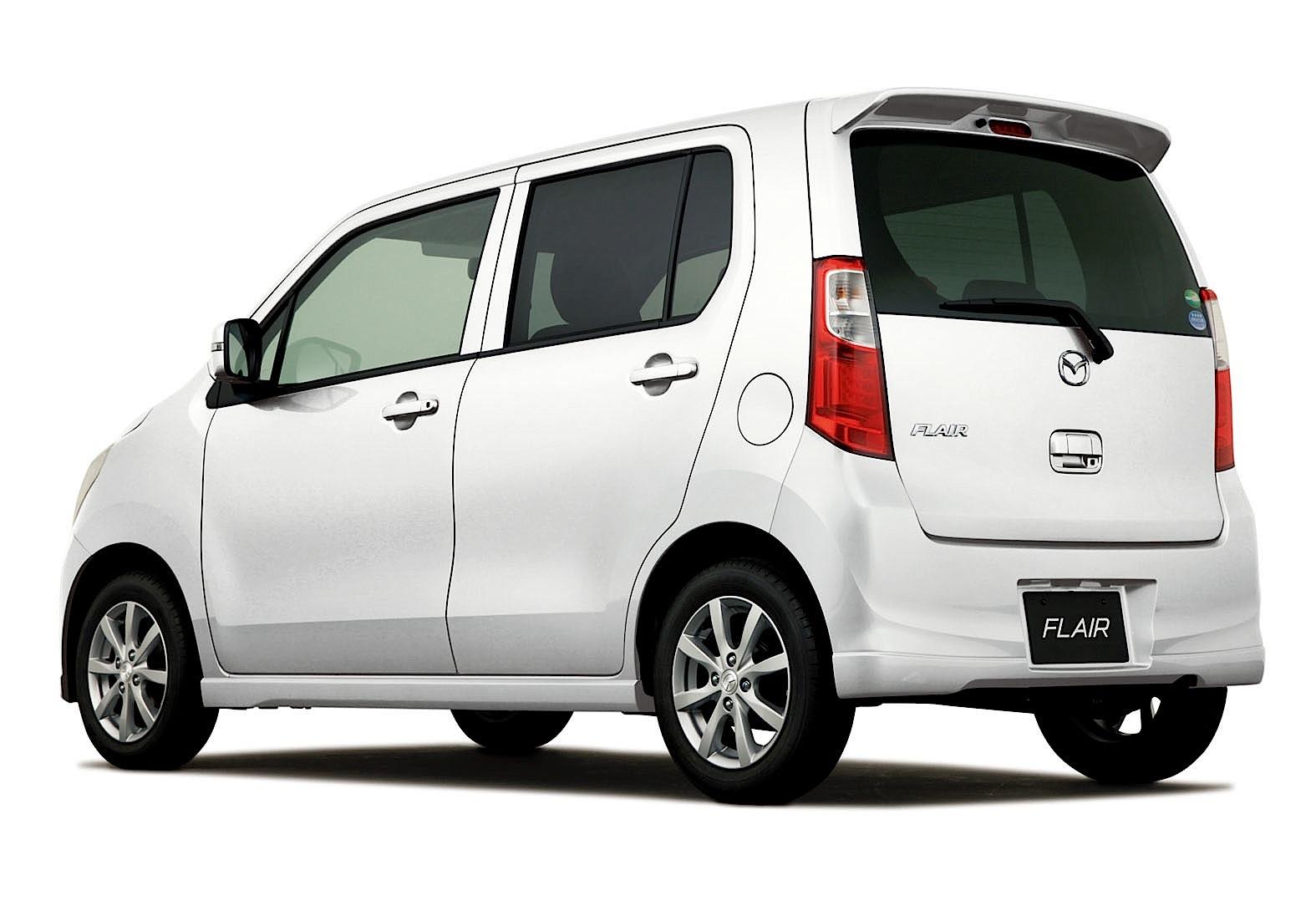 Mazda Flair I 2012 - 2014 Microvan #3