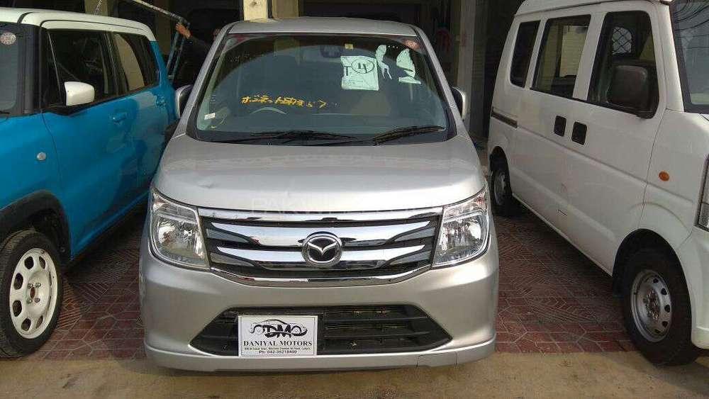 Mazda Flair I 2012 - 2014 Microvan #1