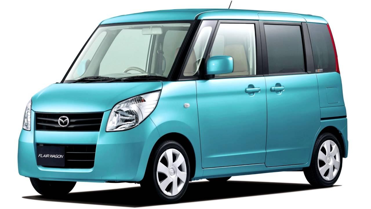 Mazda Flair I 2012 - 2014 Microvan #2