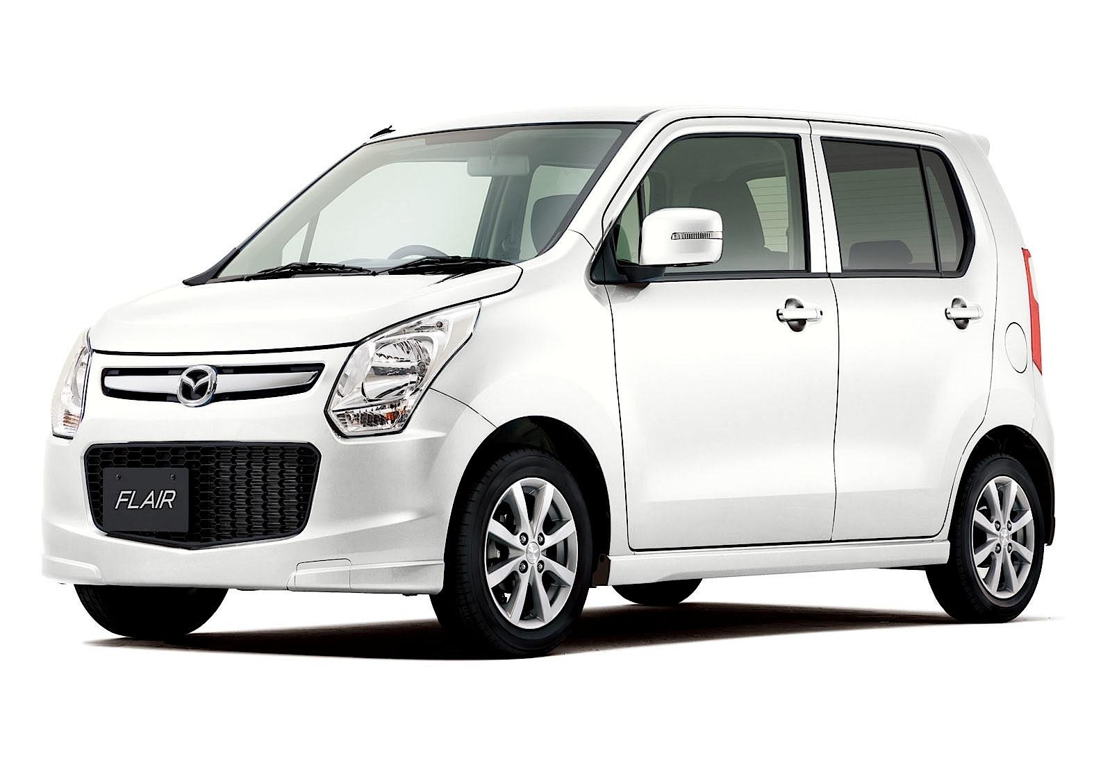 Mazda Flair I 2012 - 2014 Microvan #4