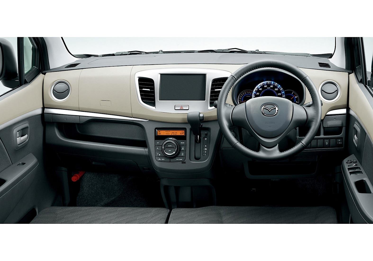Mazda Flair I 2012 - 2014 Microvan #5