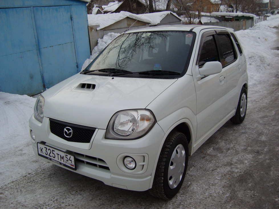 Mazda Laputa 1999 - 2006 Hatchback 5 door #4