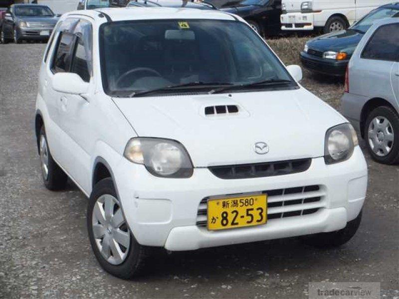 Mazda Laputa 1999 - 2006 Hatchback 5 door #5