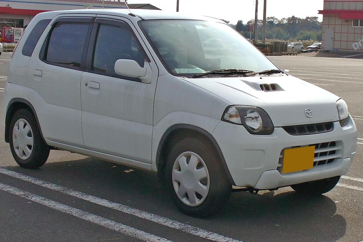 Mazda Laputa 1999 - 2006 Hatchback 5 door #8