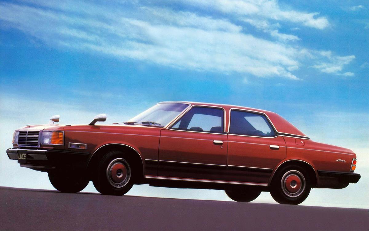 Mazda Luce III 1977 - 1981 Sedan #7