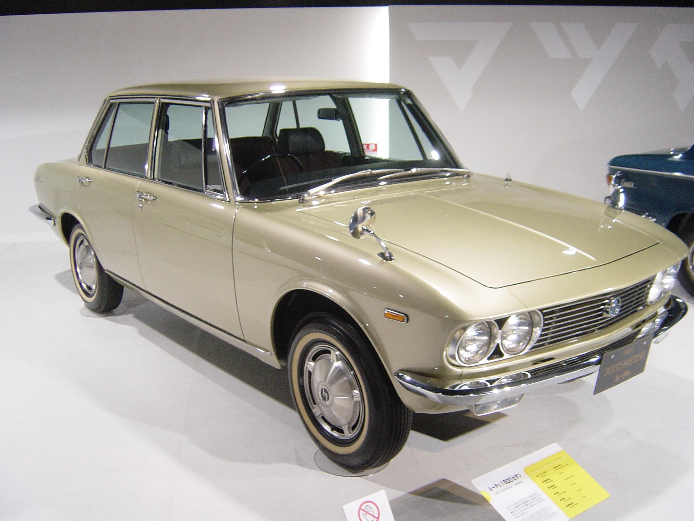 Mazda Luce III 1977 - 1981 Sedan #4