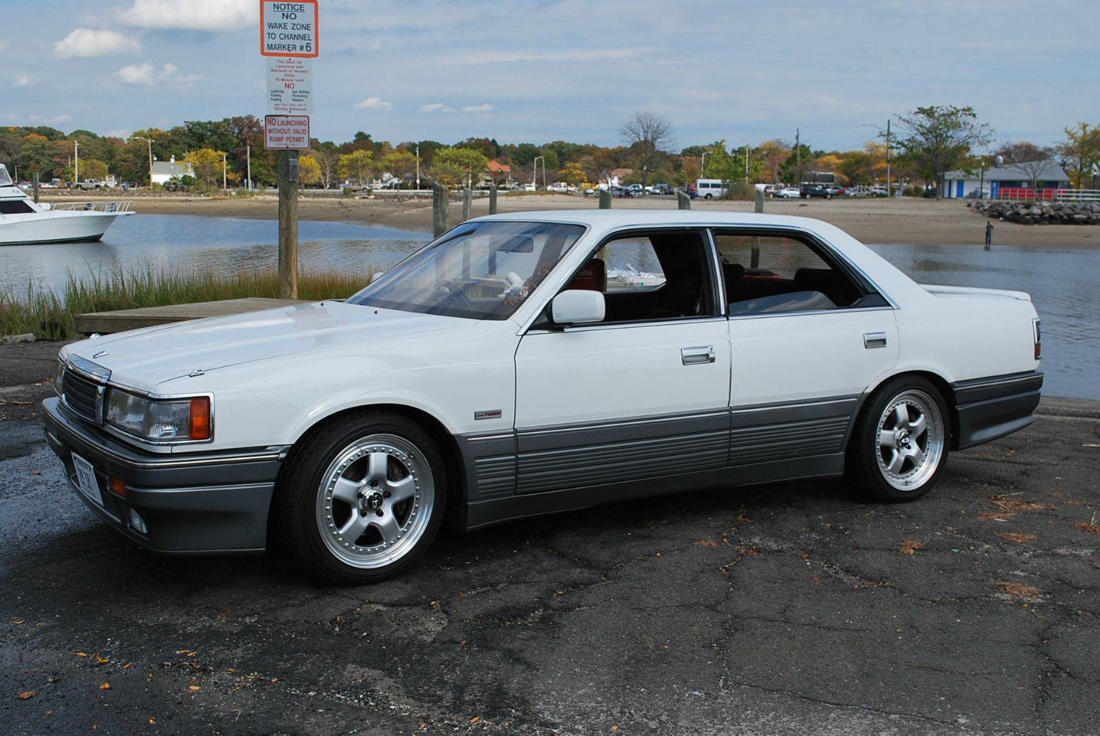 Mazda Luce V 1986 - 1990 Sedan #3