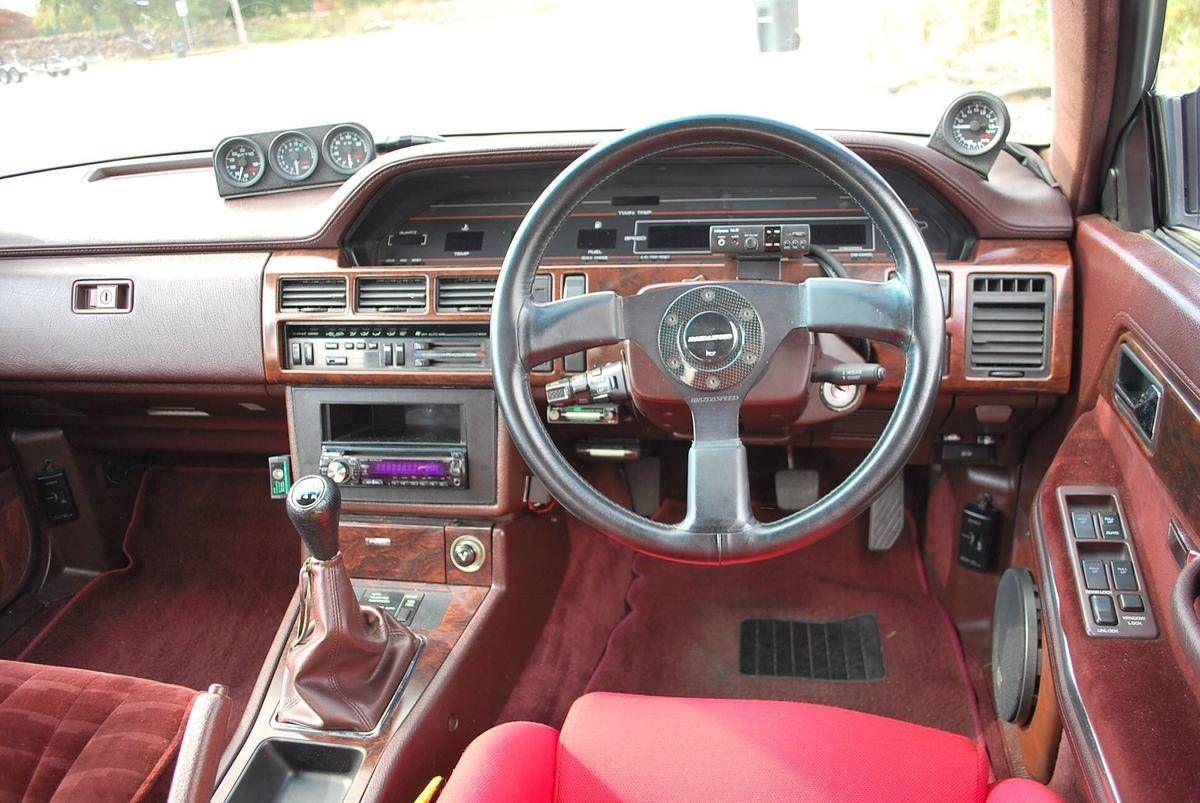 Mazda Luce V 1986 - 1990 Sedan #5