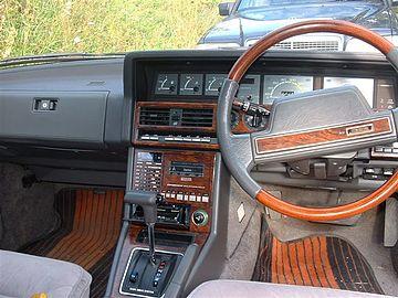 Mazda Luce V 1986 - 1990 Sedan #7