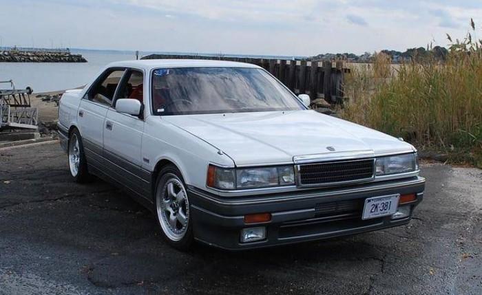 Mazda Luce V 1986 - 1990 Sedan #6