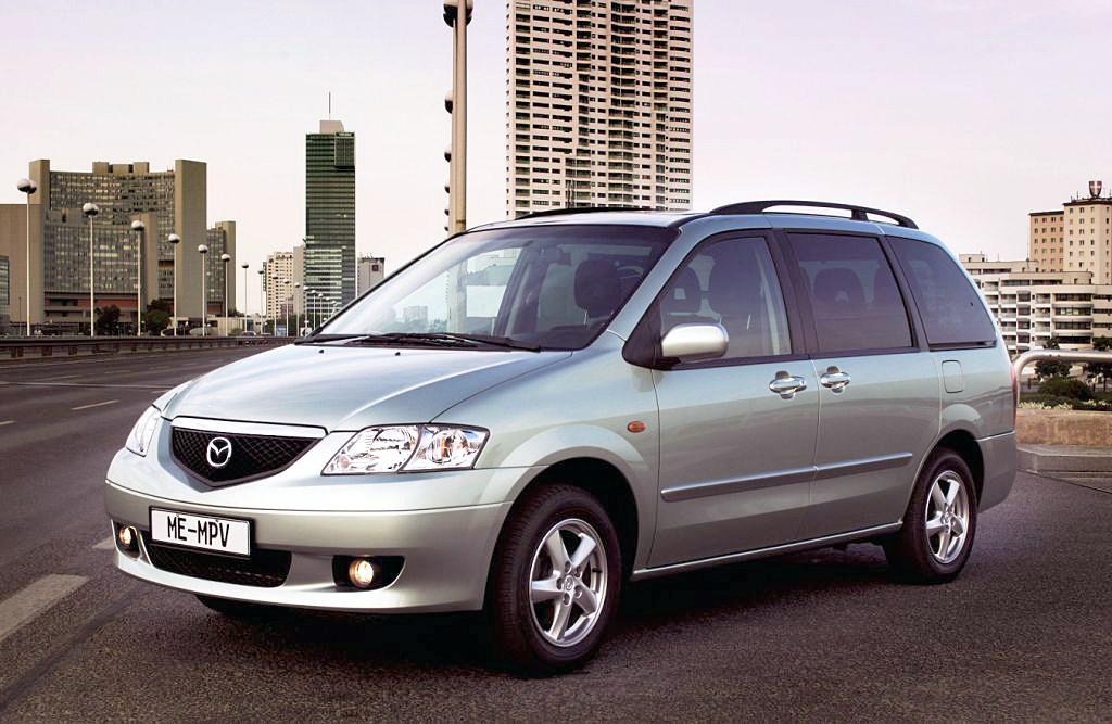 Mazda MPV II (LW) 1999 - 2003 Compact MPV #2