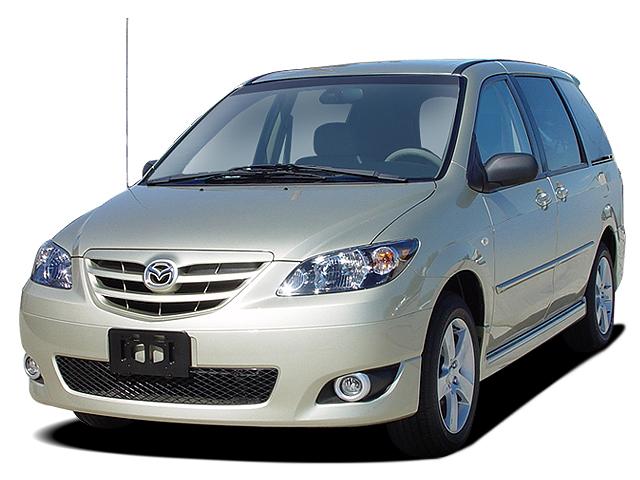 Mazda MPV II (LW) 1999 - 2003 Compact MPV #4