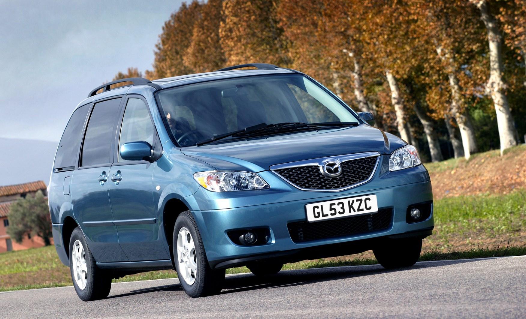 Mazda MPV II (LW) 1999 - 2003 Compact MPV #1