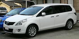 Mazda MPV III (LY) 2006 - 2016 Compact MPV #8