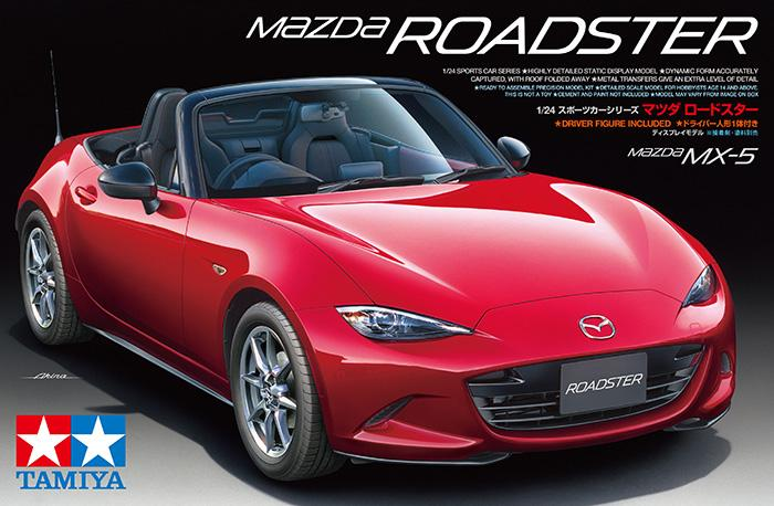 Mazda MX-5 IV (ND) 2015 - now Roadster #4