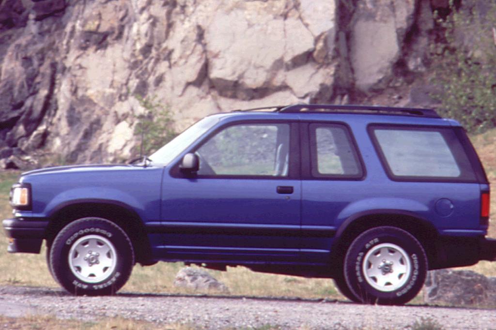Mazda Navajo 1990 - 1994 SUV 3 door #2