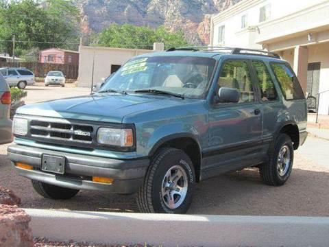 Mazda Navajo 1990 - 1994 SUV 3 door #4