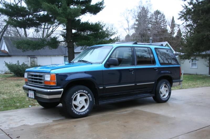 Mazda Navajo 1990 - 1994 SUV 3 door #1