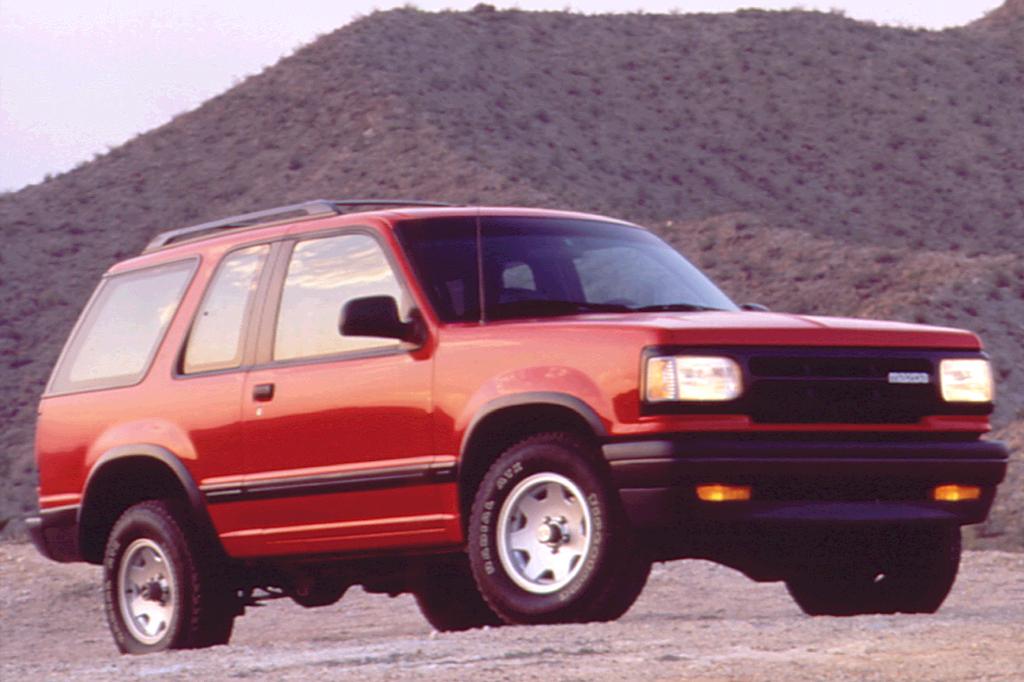 Mazda Navajo 1990 - 1994 SUV 3 door #3