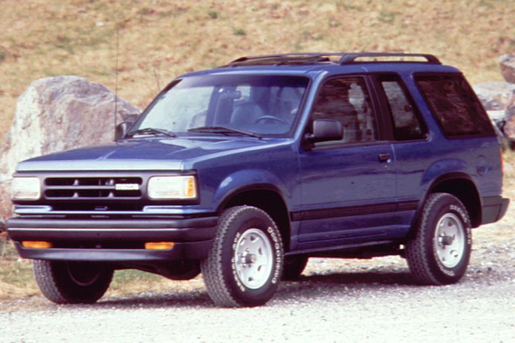 Mazda Navajo 1990 - 1994 SUV 3 door #6