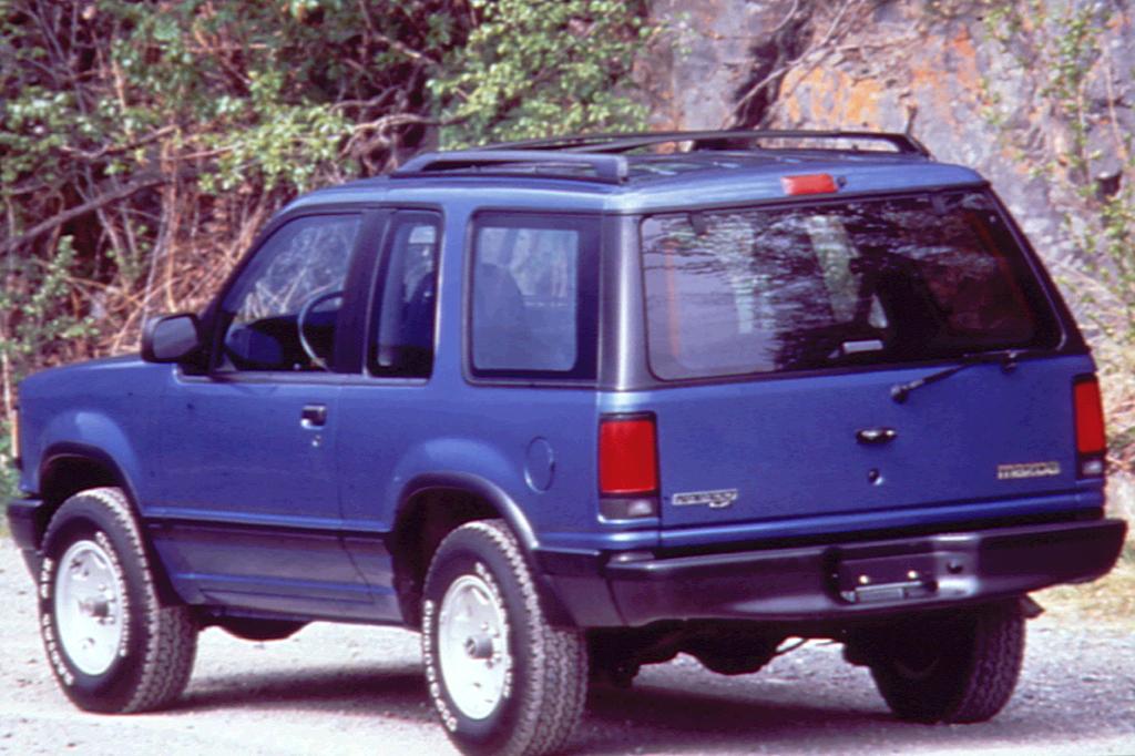 Mazda Navajo 1990 - 1994 SUV 3 door #5