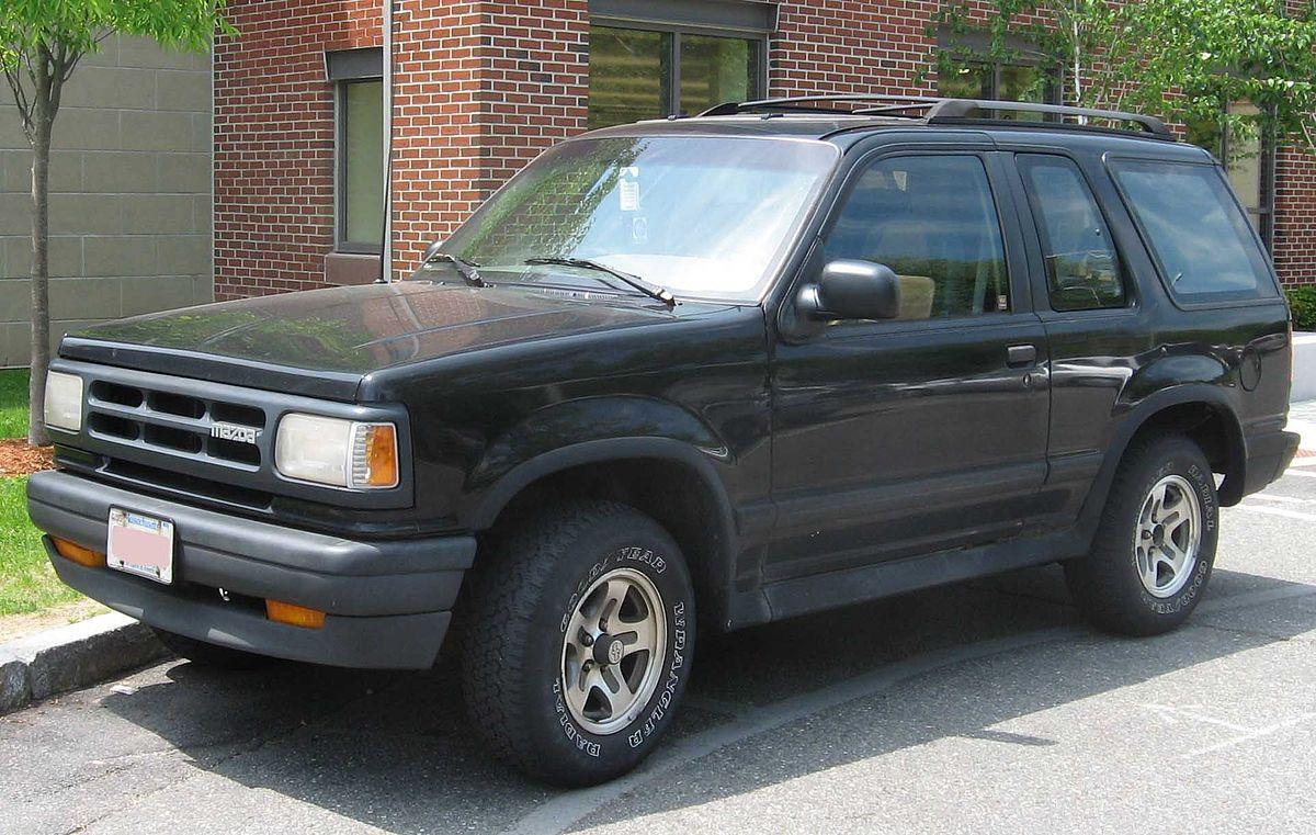 Mazda Navajo 1990 - 1994 SUV 3 door #8