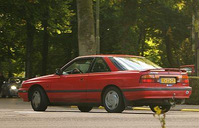 Mazda Persona 1988 - 1992 Sedan #1