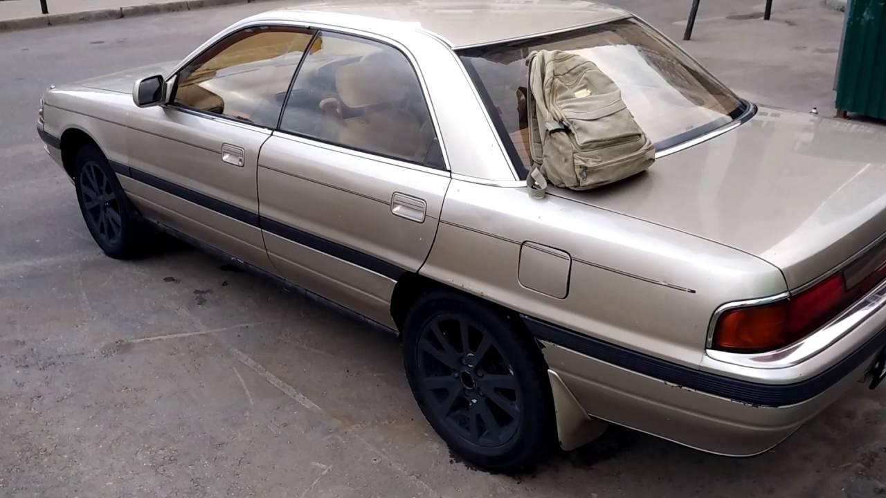 Mazda Persona 1988 - 1992 Sedan #3