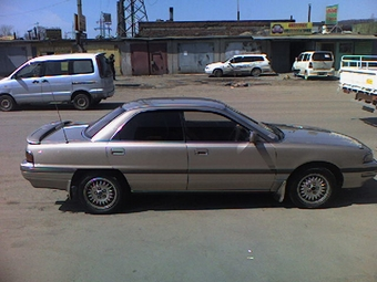 Mazda Persona 1988 - 1992 Sedan #8