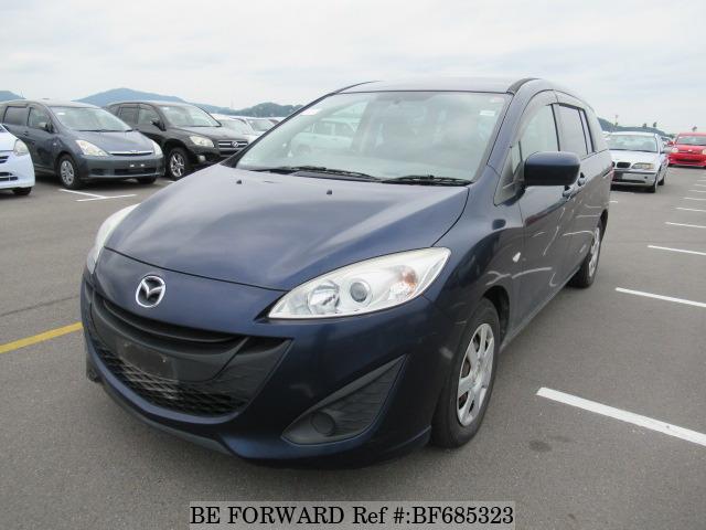 Mazda Premacy III (CW) 2010 - now Compact MPV #3