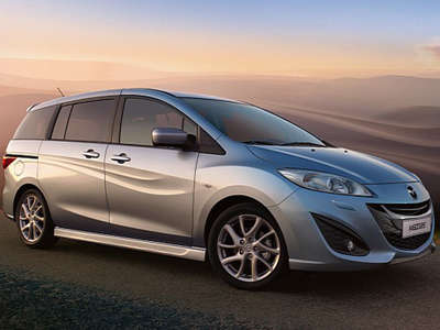 Mazda Premacy III (CW) 2010 - now Compact MPV #8
