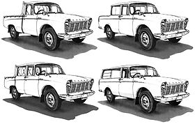 Mazda Proceed I 1961 - 1965 Pickup #7
