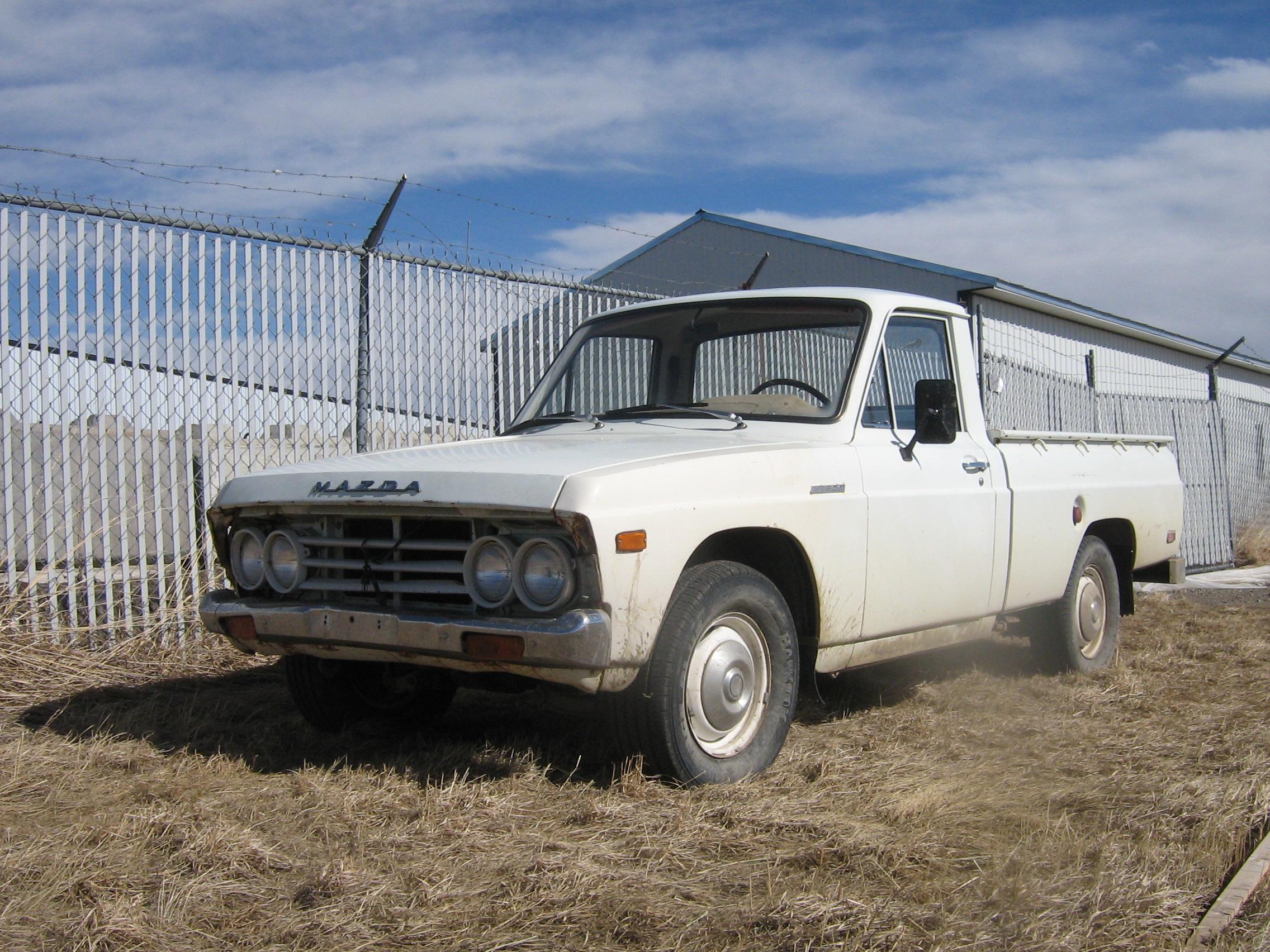 Mazda Proceed I 1961 - 1965 Pickup #5