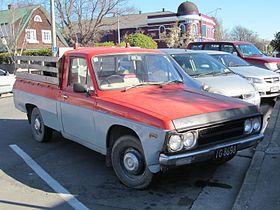 Mazda Proceed II 1965 - 1977 Pickup #8