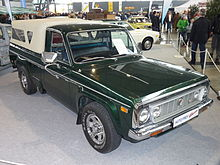 Mazda Proceed II 1965 - 1977 Pickup #7