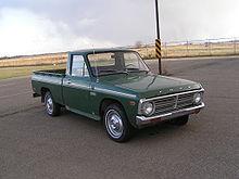 Mazda Proceed II 1965 - 1977 Pickup #2