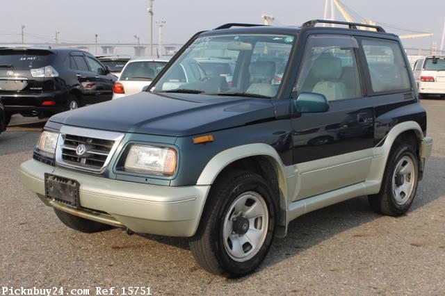 Mazda Proceed Levante II 1997 - 2001 SUV 3 door #4