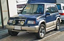 Mazda Proceed Levante II 1997 - 2001 SUV 3 door #8