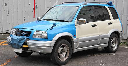 Mazda Proceed Levante II 1997 - 2001 SUV 3 door #6
