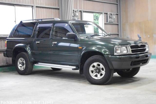 Mazda Proceed Marvie 1990 - 1999 SUV 5 door #4