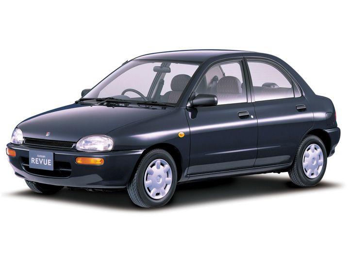 Mazda Revue 1990 - 1998 Sedan #1