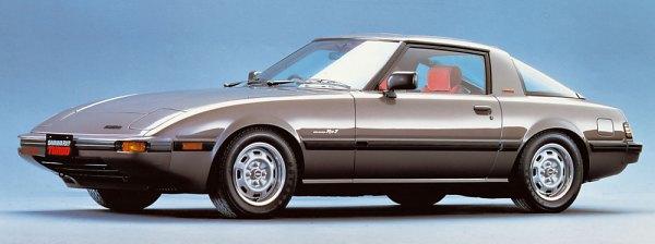 Mazda RX-7 I (SA) 1978 - 1985 Coupe #4