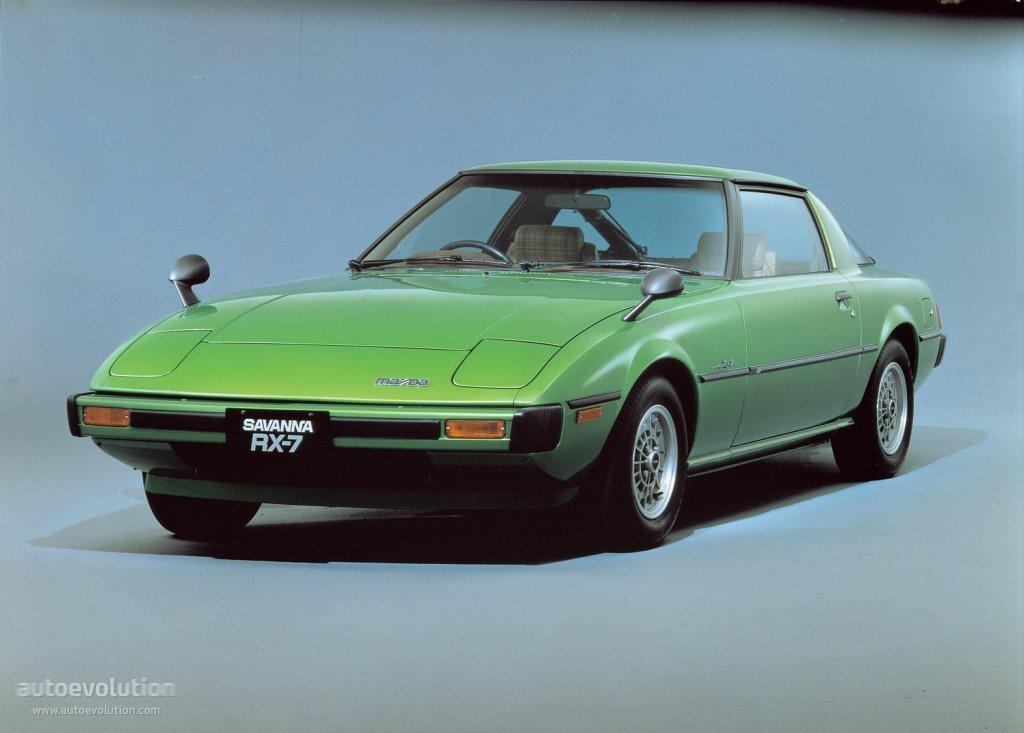 Mazda RX-7 I (SA) 1978 - 1985 Coupe #2