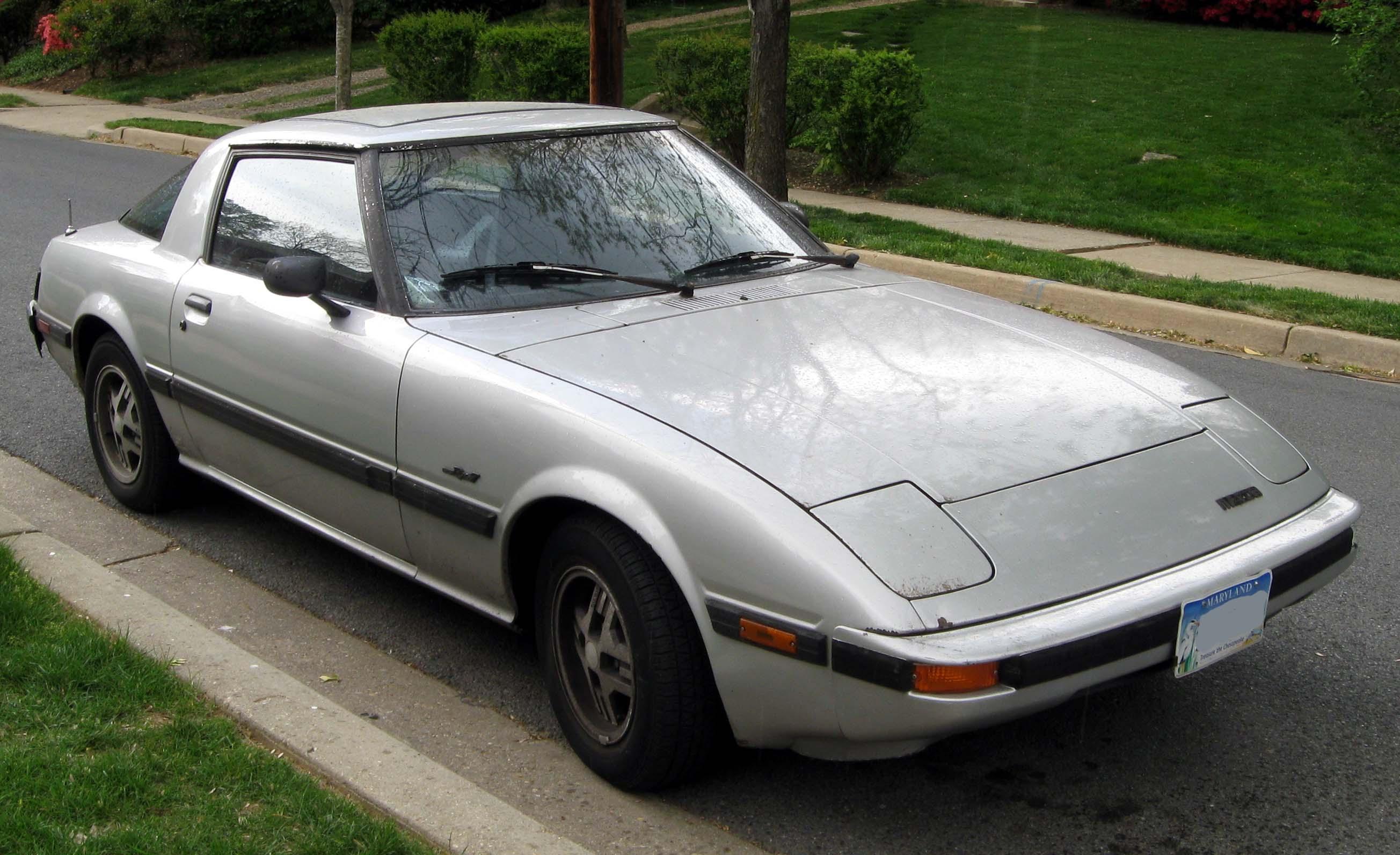 Mazda RX-7 I (SA) 1978 - 1985 Coupe #1