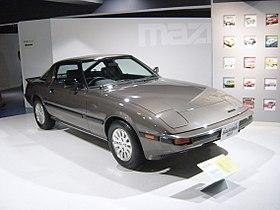 Mazda RX-7 I (SA) 1978 - 1985 Coupe #7
