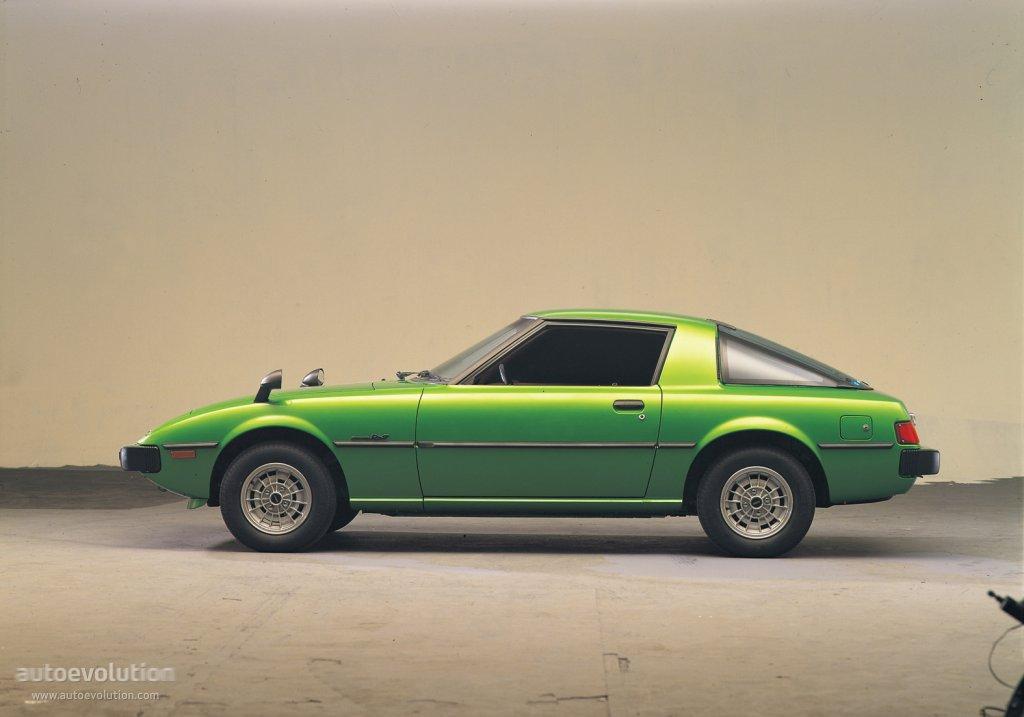 Mazda RX-7 I (SA) 1978 - 1985 Coupe #6